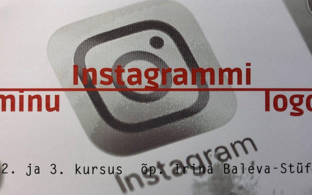 Minu instagrammi logo