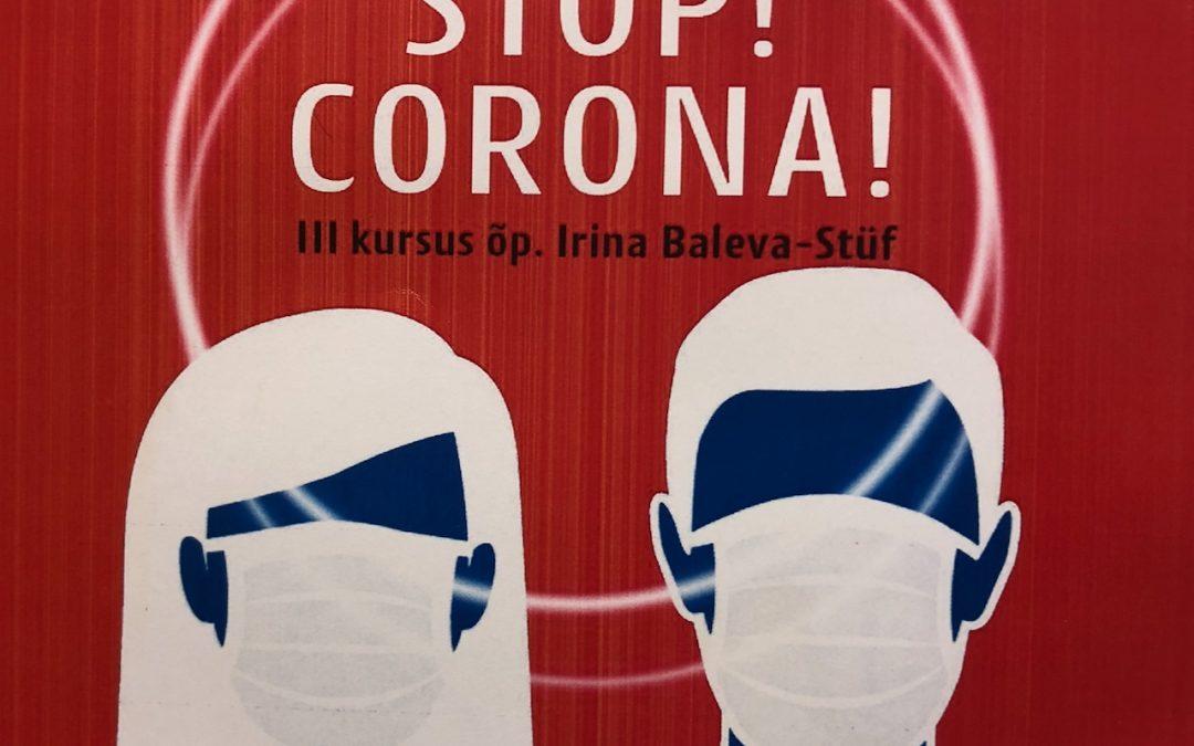 STOP! CORONA!